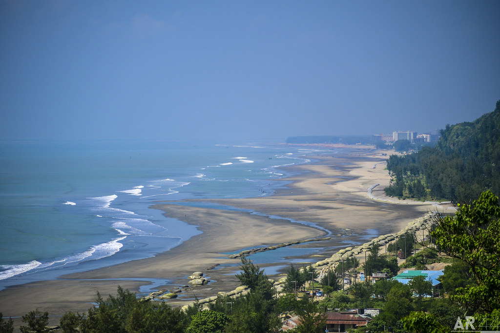 Cox's Bazar The longest Sea Beach in The World | Sk Riddo | Flickr