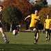 Allendale v Bournemouth Sports