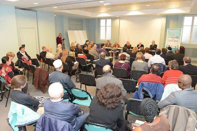 France-2016-12-03-French Forum Focuses on Educating with Values