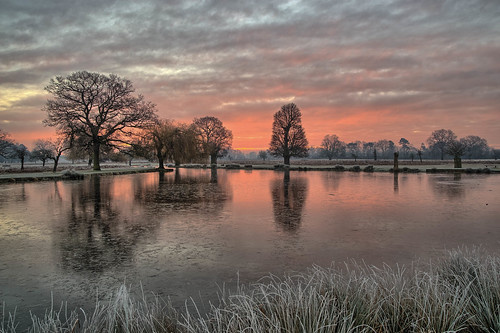 Before dawn with ice | by Derek N Winterburn
