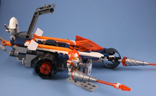 70348 Nexo Lance Twin Jouster - Play feature Lance | by koffiemoc