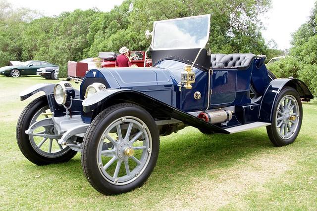 1912 Hudson Roadster .