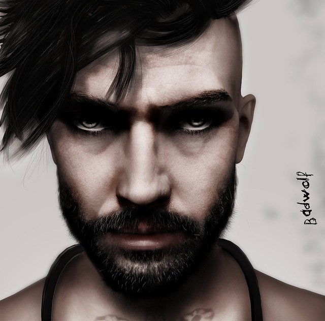 badwolf self-portrait