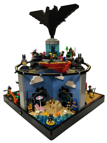 The Bat Family's Cave - 4