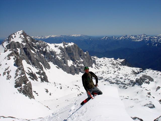 Peña Vieja (2.617 m.) desde el Tesorero