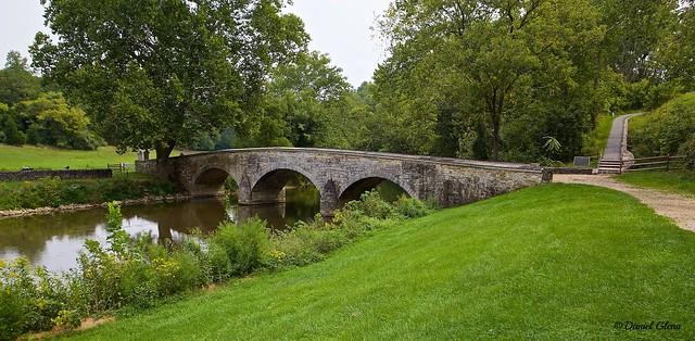 Burnside's Bridge at Antietam