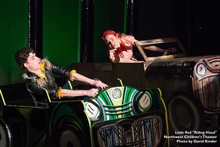 NorthwestChildren'sTheater_LittleRedRidingHood_PhotoByDavidKinder | by drammyawards