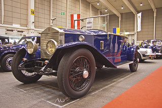 Rolls-Royce 40/50HP Silver Ghost Boattail 1926 (5402) | by Le Photiste