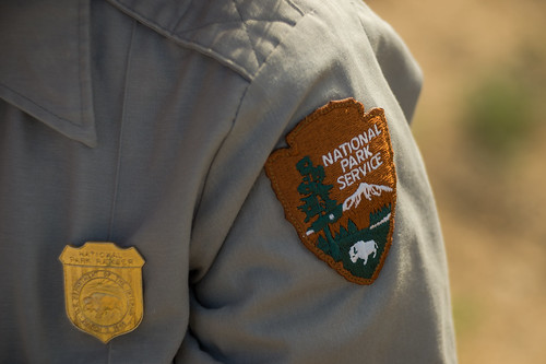 National Park Service Badge and Patch | by Joshua Tree National Park
