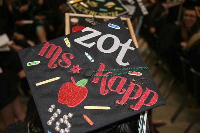 Spring 2016 Grad Cap Art