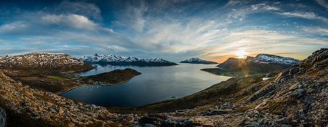 Nydelige Skulsfjorden!