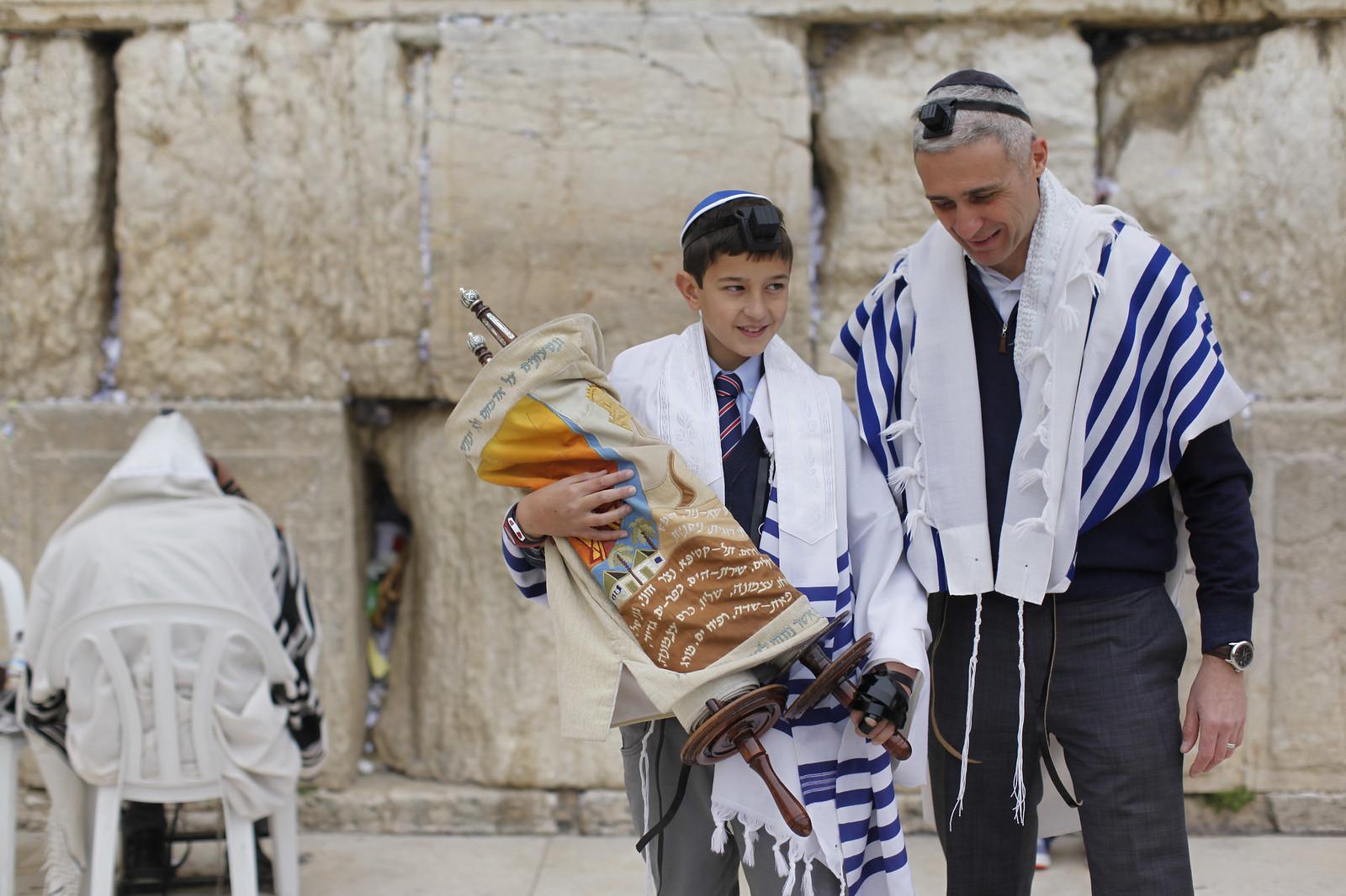Bar Mitzvah_19_Jerusalem_9744_Yonatan Sindel_Flash 90_IMOT