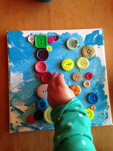 Button canvas: work in progress | by Joybot