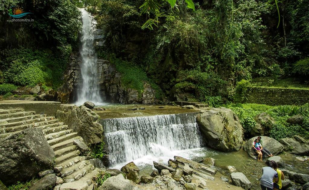 Banjhakri waterfalls