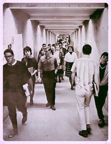 Carleton U. Tunnels - 1966
