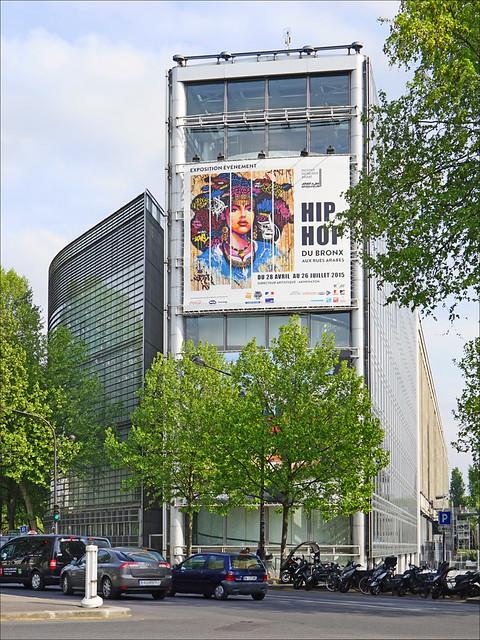 Une exposition sur le Hip Hop à l'Institut du Monde Arabe (Paris)