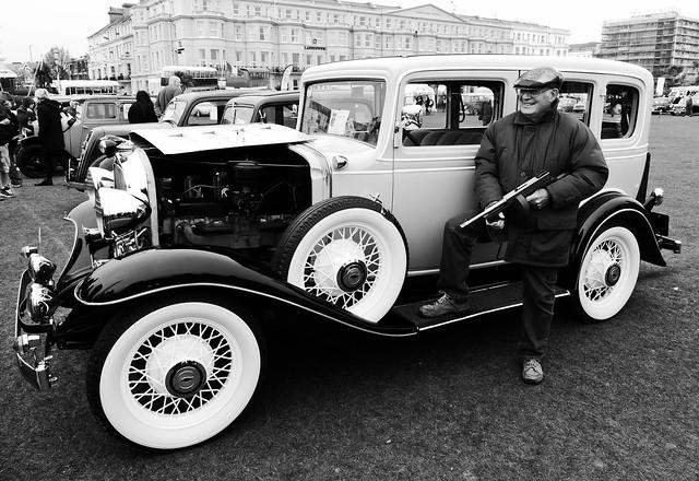 1932 Chevrolet Confederate Deluxe Special