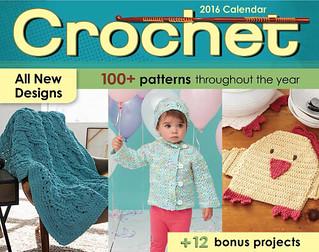 Crochet Calendar 2016 | by Just Be Happy Crochet