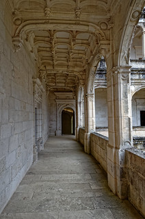 Galerie - Château de la Rochefoucauld - Charente