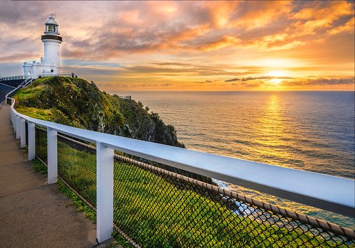 Sunrise at Cape Byron | by Elephas_a
