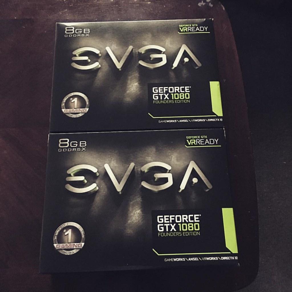 GTX-1080 madness!! #nvidia #geforce #nvidiageforce #gtx108… | Flickr