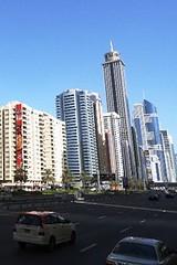 Dubai By Open Top Bus