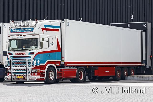 Scania R620 V8  NL  'Klaas Potkamp' 160610-165-c1 ©JVL.Holland