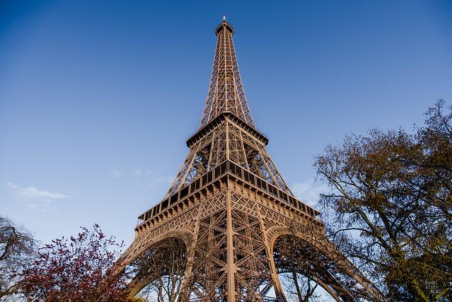 Torre Eiffel #1xDía (079-366)