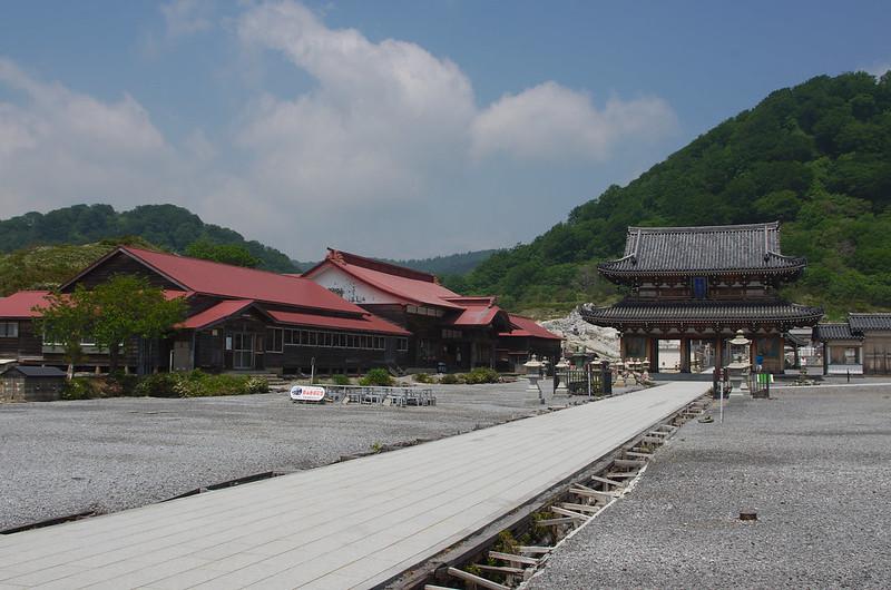 Temple Osore-san Bodai