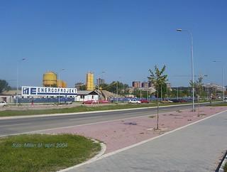 Blok 26, Novi Beograd, april 2004
