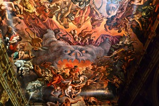 Hells Staircase, Ceiling Art | by Mrs Airwolfhound