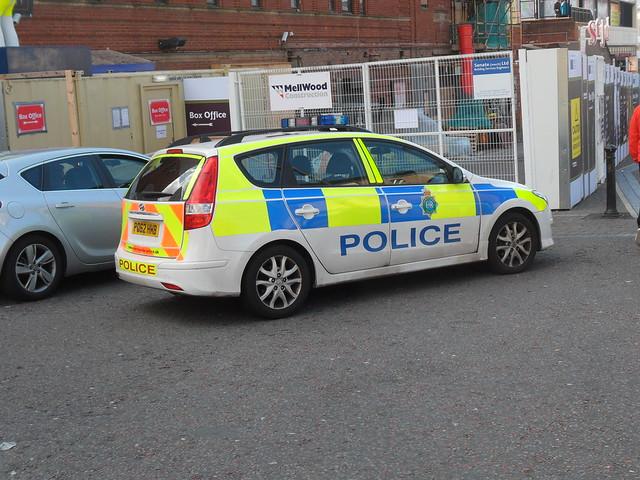 Merseyside Police Hyundai i30 (PO62 HHB)