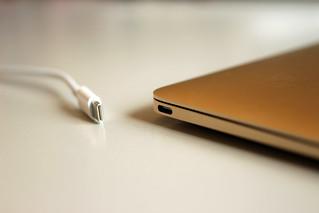 Apple MacBook's new USB-C (Type-C) port | by pestoverde