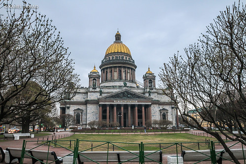 St. Isaac's Cathedral   by Kamel3D.UK