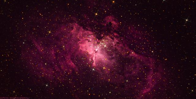 Eagle Nebula ( M16 )
