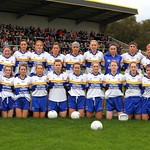 Errigal Ciaran ladies team 2012