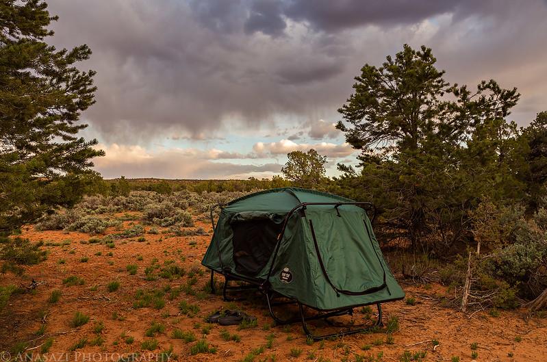 Coyote Flat Camp