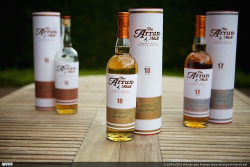 Arran The Road to 18 - Packaging & bottles | by Lesage Stefaan