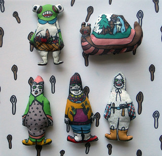 and these guys | by angela zammarelli