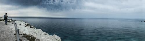 weather geotagged coast europe day view cloudy scenic cyprus vista cyp aphroditiesrock eparchíalemesoú pissoúri geo:lat=3466784082 geo:lon=3264231205