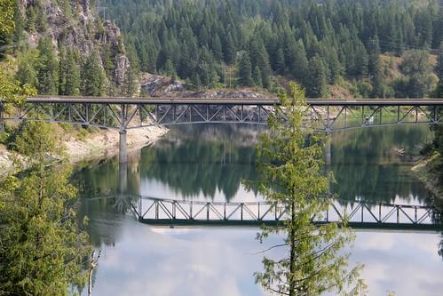 Metaline Falls Bridge (Pend Oreille County, Washington)