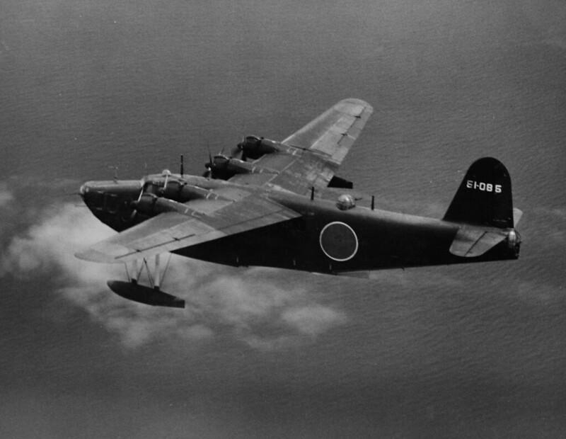 Kawaniši H8K létající člun