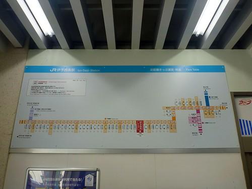 JR Iyo-Saijo Station | by Kzaral