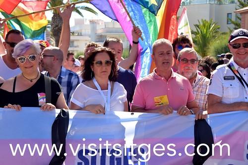Gay Pride Sitges Parade 2016