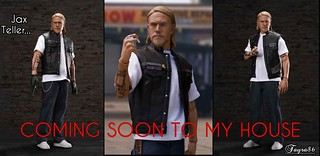 1/6 Jax Teller figure_Coming Soon To My House....