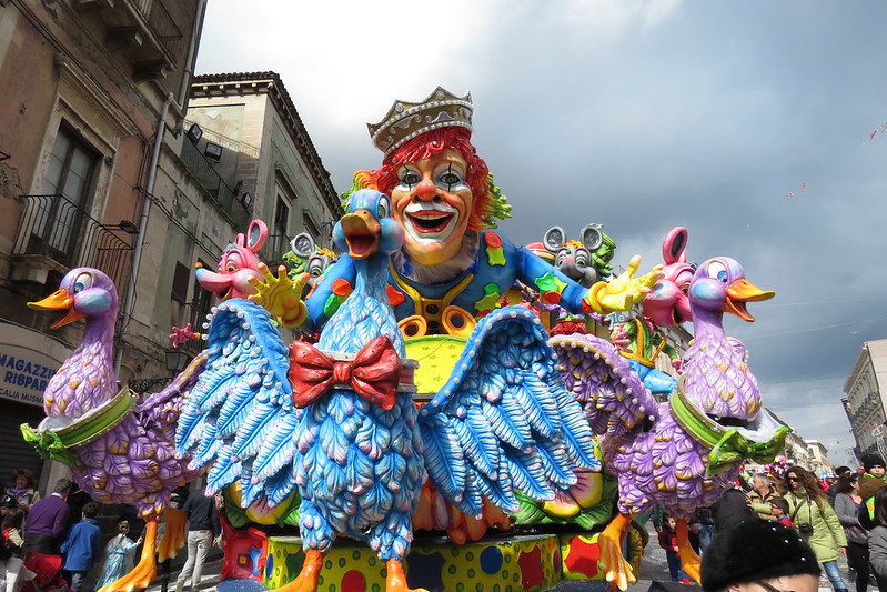 Carnevale Acireale Sicily Italy 41