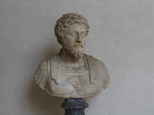 Chiostro Ludovisi XVII:  Marcus Aurelius