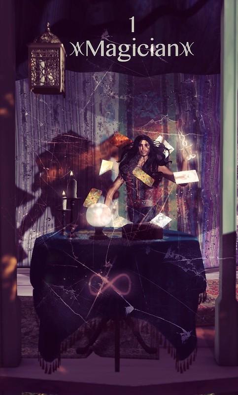 The Magician – Gwen Enchanted – MAIN Contest – 3