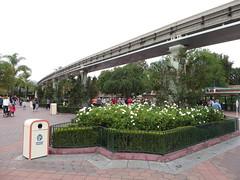 Disneyland Monorail System, Disneyland Resort, Anaheim, California