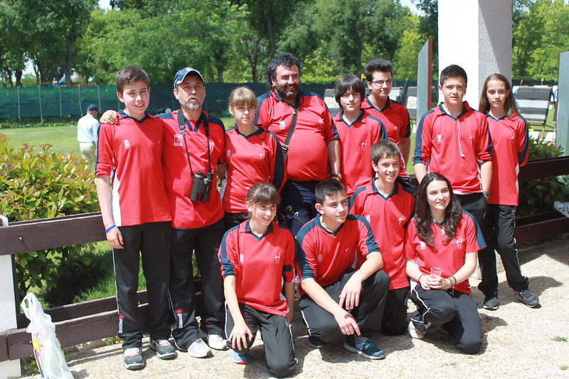 II Tirada Trofeo RFTA Madrid